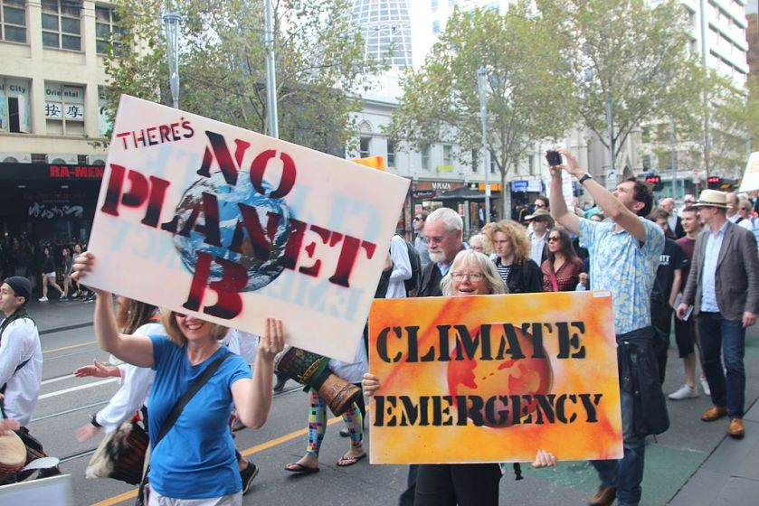 No_Planet_B_-_Climate_emergency_-_Melbourne_-MarchforScience_on_-Earthday_(34077455041)