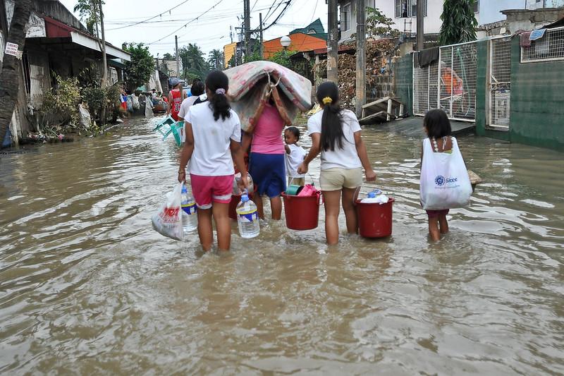 Typhoon Ondoy Aftermath