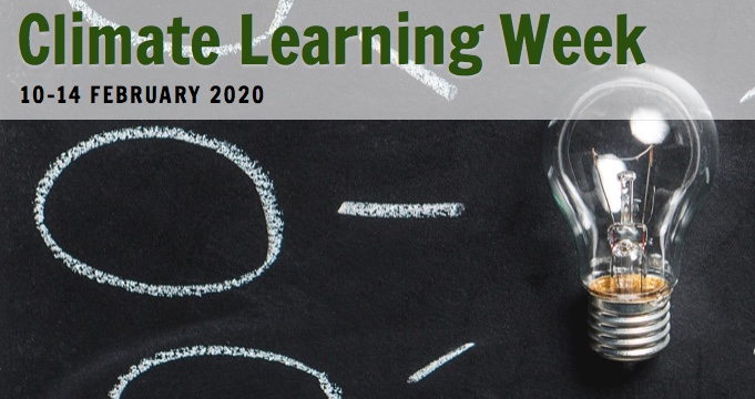 climate learning week