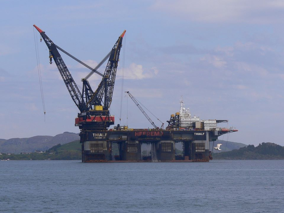 Scotland's North Sea Oil and Gas workers: the fight for a Just Transition: Part 2 – The FinalStorm?
